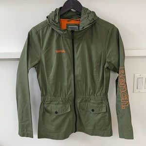 Green Bench Jacket